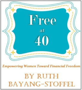 Free at 40 book featuring Kathleen Deggelman MonaVie Black Diamond Executive