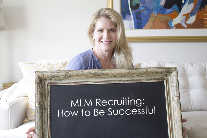 Learn how to be successful in MLM Recruiting!