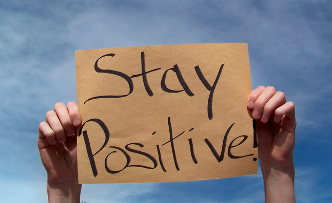Network Marketing Tips: Stay positive, be grateful.