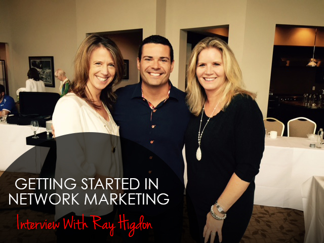 Learn how to get started in network marketing from the experts.