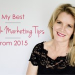 My Best Network Marketing Tips from 2015