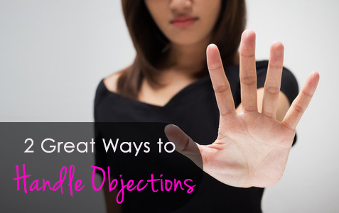 Handle Objections