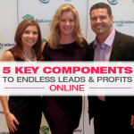 5 Key Components to Endless Leads & Profits Online