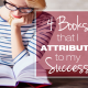 4 Books That I Attribute To My Success